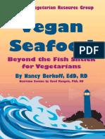 Vegan Seafood by Nancy Berkoff