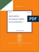REGLAMENTO  DE TRABAJO  A BORDO  EN NAVES DE PESCA.pdf