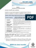 Principios y Tipos de Auditorías actividad 1