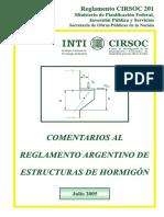 Comentarios CIRSOC 201-2005