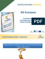 16. Kit Europass - Capital Psicológico Positivo