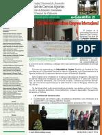 Gacetilla FCA UNA 2016