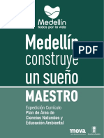 Medellin Cien c i as Natural Es