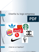 Diseña Tu Logo Empresa