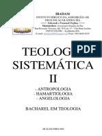 01 - Teologia Sistemática 2 - Bacharel
