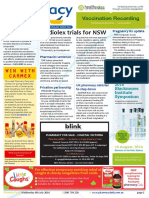 Pharmacy Daily for Wed 06 Jul 2016 - Epidiolex trial, Priceline, Pregnancy Rx update, new products and much more
