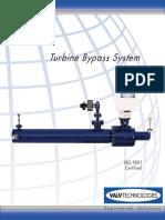 311 Turbine Bypass System November 20131