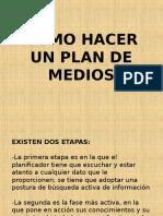 Cómo Hacer Un Plan de Medios y El Planificador de Medios