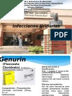 Infecciones Urinarias / Farmacos