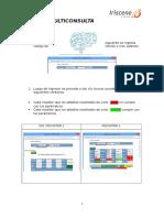 Manual Multi Consulta