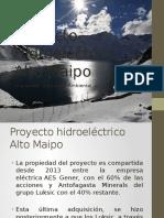Proyecto Hidroeléctrico Alto Maipo