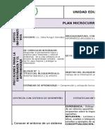 Plan de Bloque - Celia