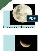 Fases de La Luna Imagenes