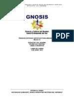 Pesum de Estudios Gnosticos Para Misioneros Vm Gurdjieff[1]