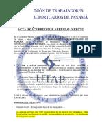 ACTA DE ACUERDO POR ARREGLO DIRECTO - BECAS - 2015.docx