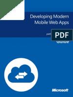 Developing Modern Mobile Web Apps.pdf