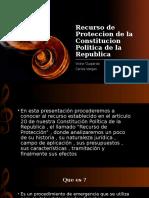 Recurso de Proteccion