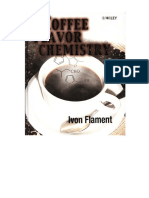 Coffee Flavor Chemistry by Ivon Flament