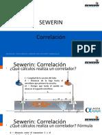 Correlacion de Sewerin