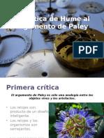 La Crítica de Hume, V3
