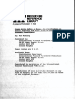 Grass Roots Radio Transmissions Manual 1977