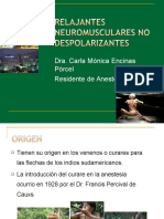 Bloqueadores Neuromusculares Nd