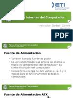 2. Partes Internas Del Computador
