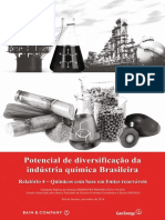 Diversificaçao Ind Quim Brasil
