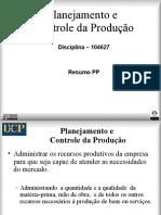 Pcp Resumo Pp