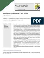2010 Neurobiología y Neurogenética de La Dislexia