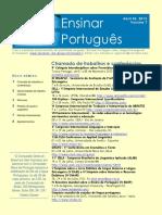 Ensinar Português Boletim 7