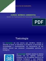 Fundamentos de Toxicología Ambiental