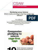 Marketing vs science – who's really winning in the free range egg debate?