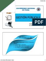 3. Régimen SERVIR Reglamento Gral