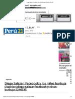 Diego Salazar_ Facebook y Los Niños Burbuja _ Opinión _ Peru21