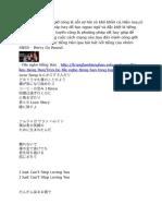 Tiếng Hàn Qua Bài Hát Infinite - Main in Love.