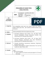 SOP 1. Pengambilan darah Vena.docx