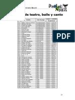 Compilado de Juegos 3 Teatro