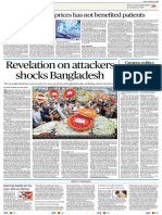 Revelations on attackers shocks Bangladesh