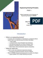 Engineering Drawing Principles
