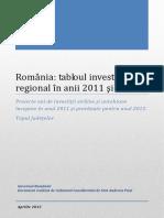 Raport Tabloul Investitional Regional3