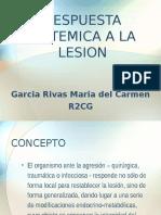 01. Respuesta Sistemica a la Lesion (1).ppt