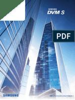 Samsung DVM-S (VRF) Catalog Full 2015