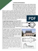 Architettura Dell'Alto Medioevo (Carolingia - Ottoniana - Romanica)