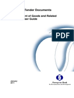 EBRD Procurement Guide