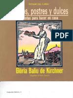 (eBook) - Cocina - Manual - Libro de Helados Postres y Dulces (PDF)