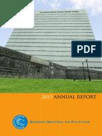 BSP Anual Report 2015