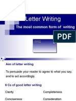 11. Letter Writing.ppt
