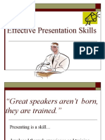 6. Effective Presentation Skills.ppt
