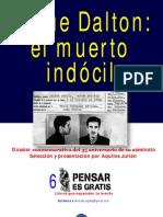 ROQUE DALTON, EL MUERTO INDÓCIL, POR AQUILES JULIÁN, COMPILADOR